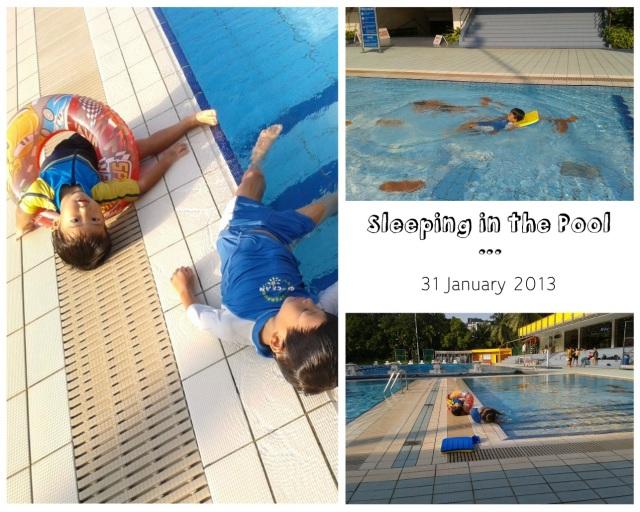 Pool 31 Jan 13
