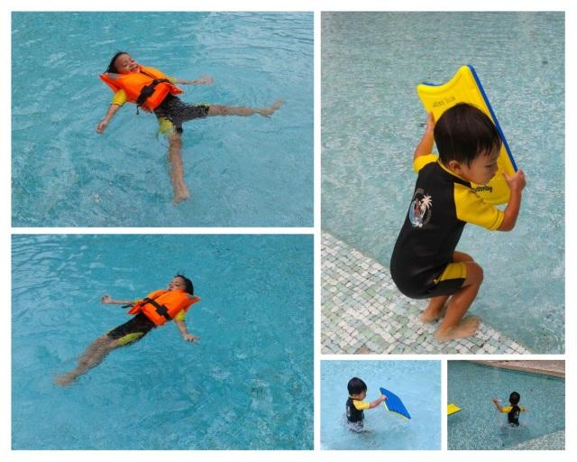 Swimming 17 Feb 13