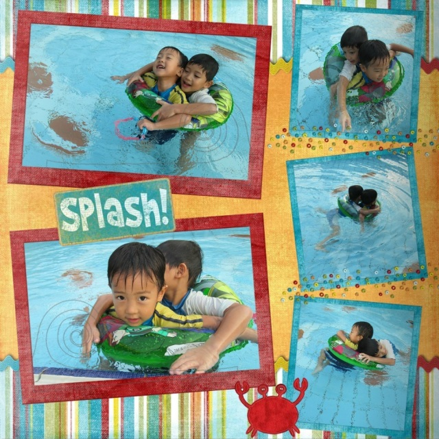 Splash 23 Apr 13