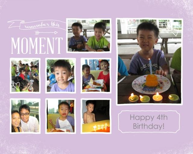 Birthday 24 Sep 13