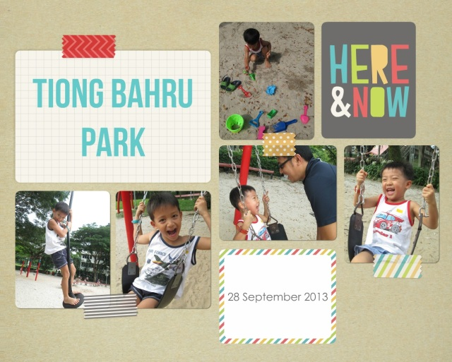 Tiong Bahru Park 28 Sep 13