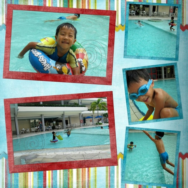 Pool 11 Mar 14