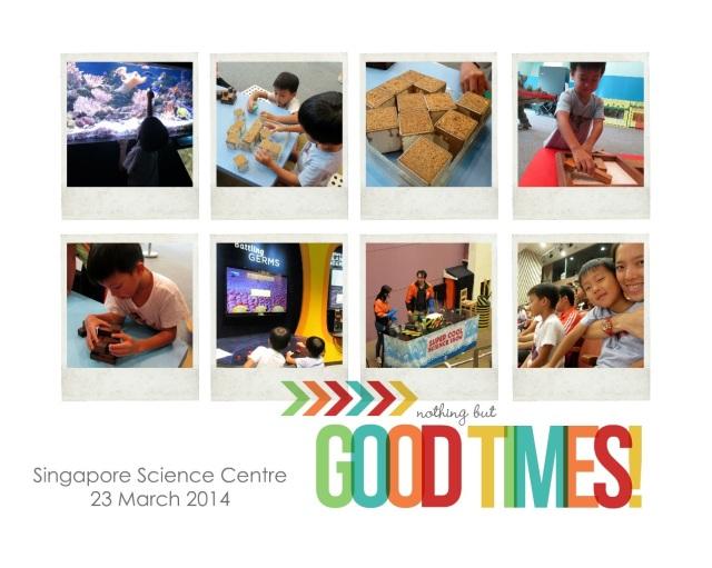Science Centre 23 Mar 14
