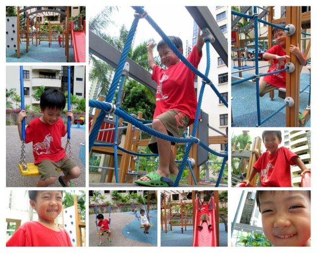 Playground 9 Apr 14