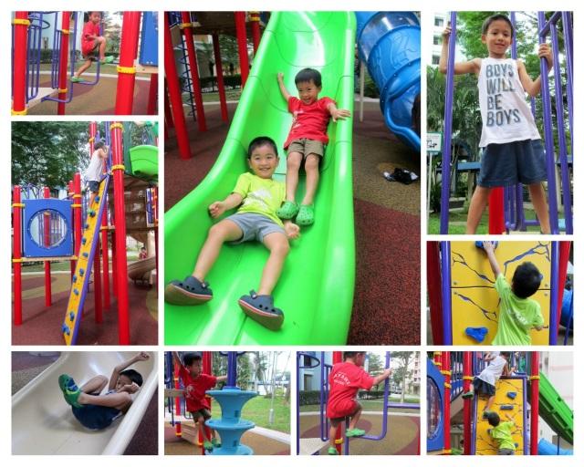 Playground 21 May 14