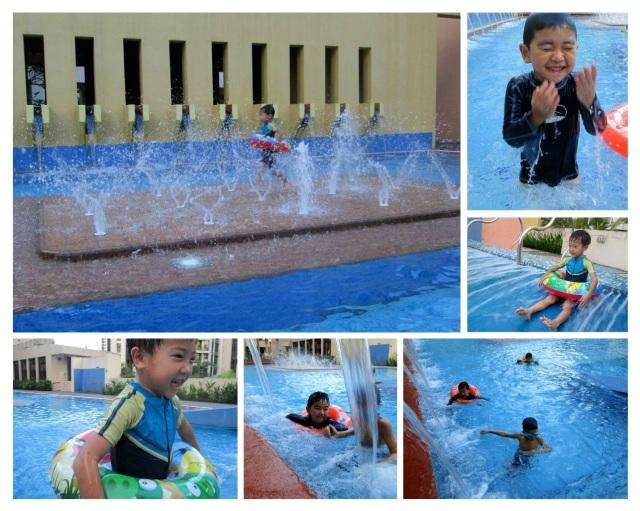 Swim 28 May 14