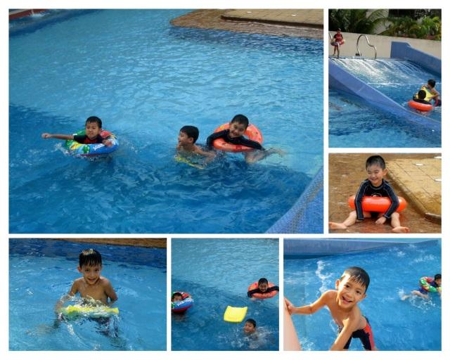 Swim 6 May 14