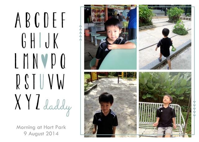 Hort Park 9 Aug 14