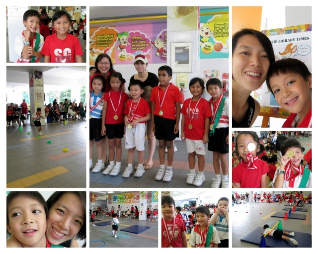Sports Day 8 Aug 14