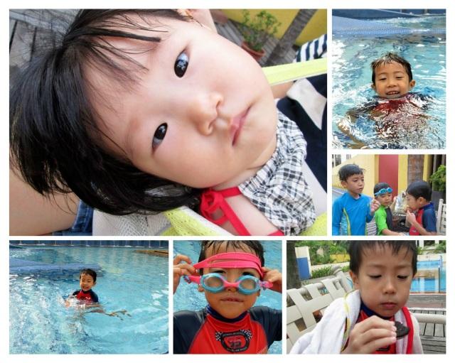 Swim 31 Jul 14